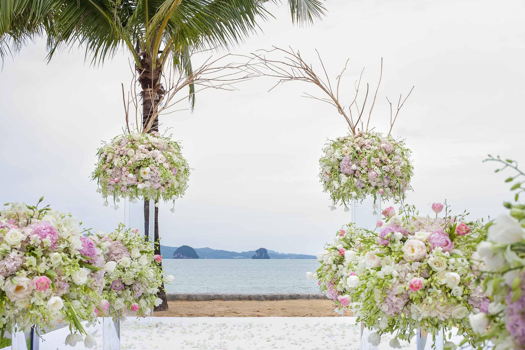 Phuket Villa Weddings, wedding planner phuket