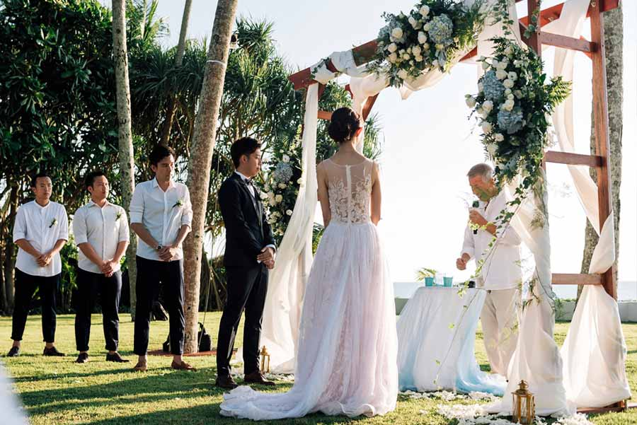 Phuket Villa Weddings