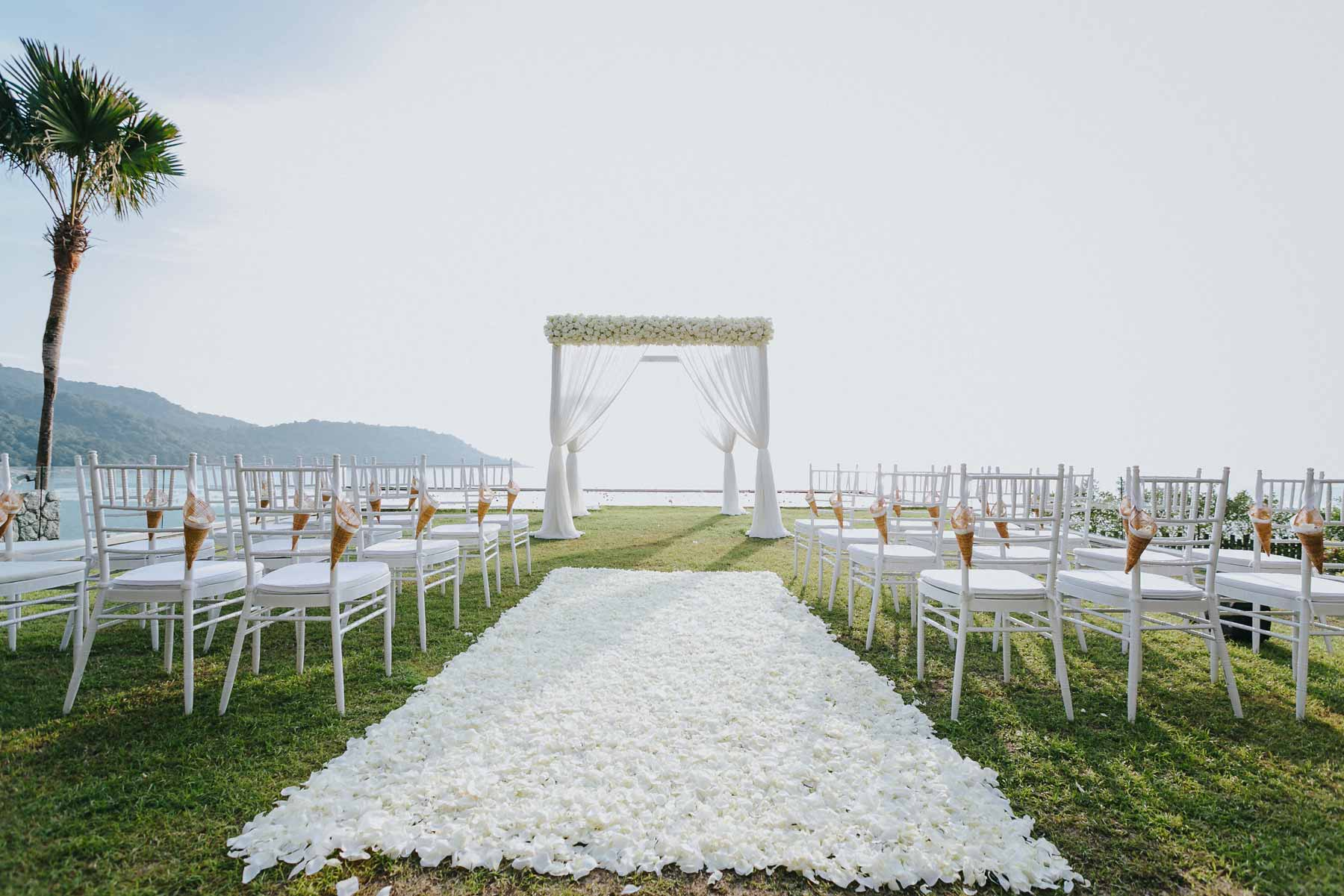 phuket villa wedding
